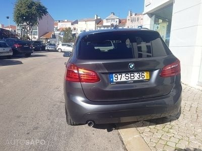 usado BMW 216 Série 2 Active Tourer d line sport