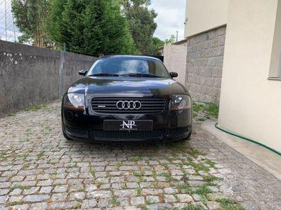 brugt Audi TT Quattro