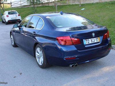 usado BMW 520 Sedan auto190CV pele