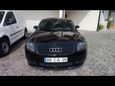 usado Audi TT QUATRO 225CV