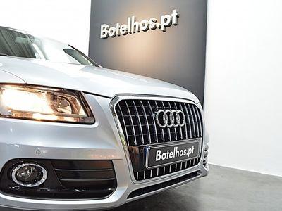 brugt Audi Q5 TDi Ultra