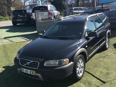 usado Volvo XC70 2.4 D5 Geartronic