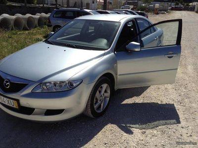 käytetty Mazda 6 2000 crdi