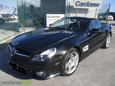 usado Mercedes SL63 AMG ClasseAMG