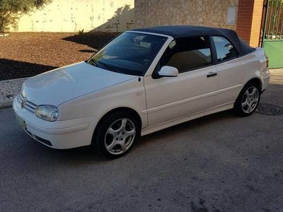 usado VW Golf Cabriolet 1.9 TDI