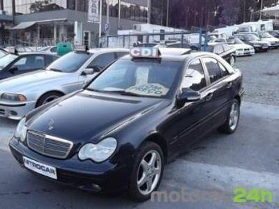 usado Mercedes C200 CDI CAIXA AUTOMATICA -NITROCAR