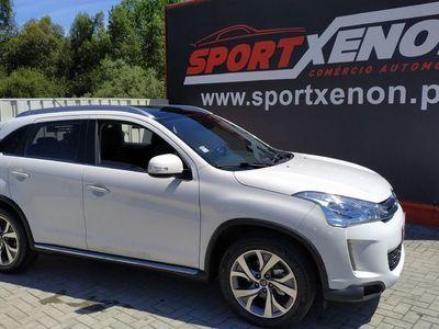 usado Citroën C4 Aircross 1.6 HDi Excutive