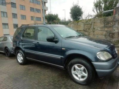 usado Mercedes ML230 2300