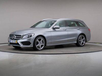 usado Mercedes C300 h AMG Line