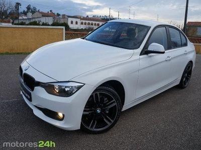usado BMW 320 Série 3 d Eff. Auto Line Modern