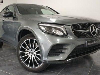 usado Mercedes GLC350 E Hybrid BUSINESS EXECUTIVE 4MATIC AMG Line