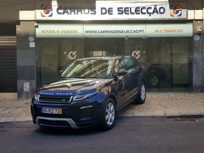 used Land Rover Range Rover evoque 2.0 Dynamic 4X4 auto