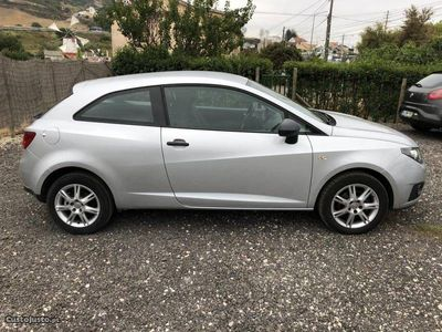 usado Seat Ibiza 1.6 Tdi 90cv A/C