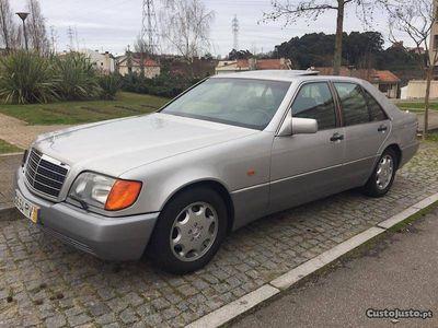 usado Mercedes S600 SE V12