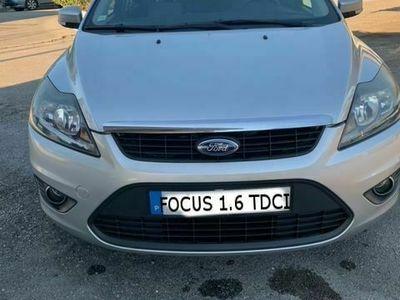 usado Ford Focus SW 1.6 TDCI