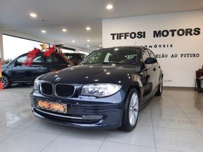usado BMW 120 D GPS