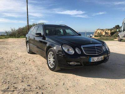 usado Mercedes E220 170cv