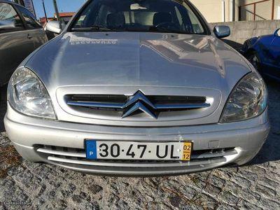 gebraucht Citroën Xsara 2.0hdi exclusive A/C