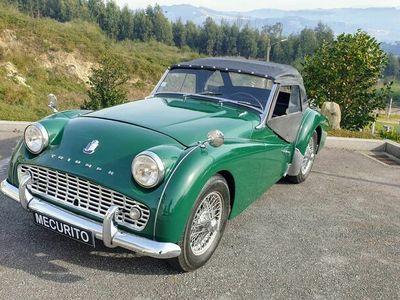 usado Triumph TR3 - 1960