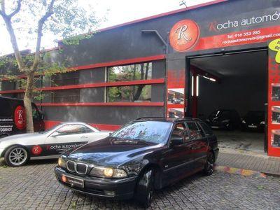 usado BMW 525 2.5 D Touring