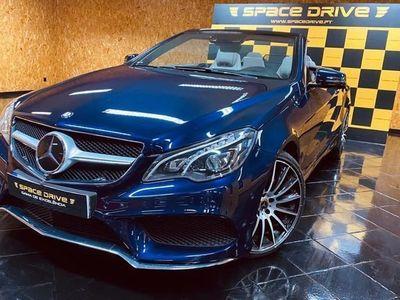 usado Mercedes E350 Cabrio AMG