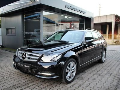 usado Mercedes C220 T Cdi Be Avantgarde