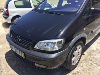 used Opel Zafira 2.0 Cdti 7 lugares