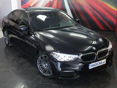 usado BMW 520 D Pack M Auto (Novo Modelo)