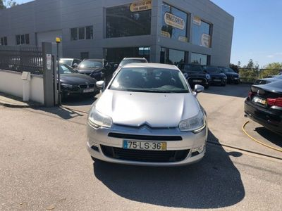 used Citroën C5 1.6 hdi exclusive