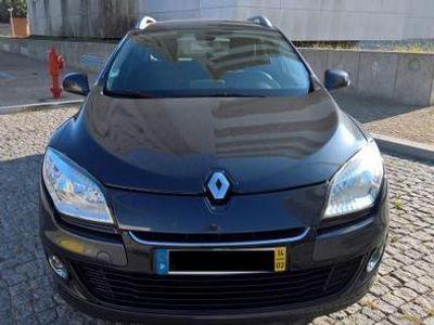 usado Renault Mégane Break Dynamique 1.5 dCi 110cv 5 Portas
