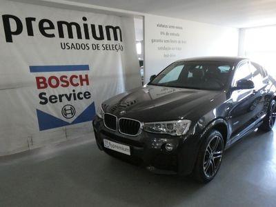 usado BMW X4 xdrive 20d Pack M Auto (190cv) NACIONAL