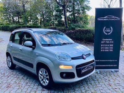 usado Fiat Panda 1.2 LOUNGE S&S BIFUEL