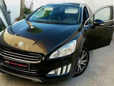 usado Peugeot 508 RXH allur Gps sensores panorâmico