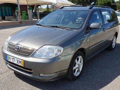 gebraucht Toyota Corolla 1.4 VVT-i SW
