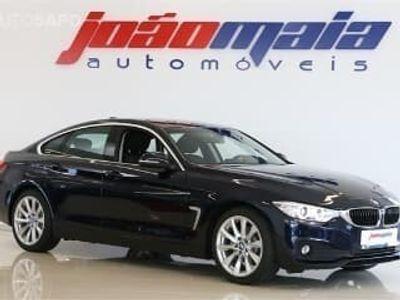 usado BMW 420 Gran Coupé Série 4 Gran Coupé d 190Cv Auto (GPS/Bi-Xénon)(25.000 Kms)