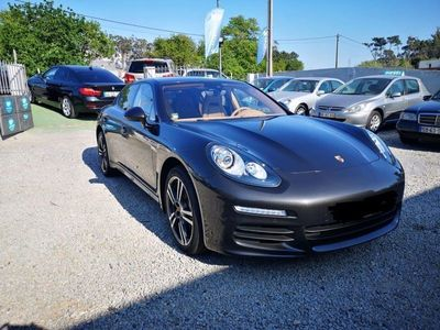 usado Porsche Panamera 3.0 Diesel novo restyling sedan