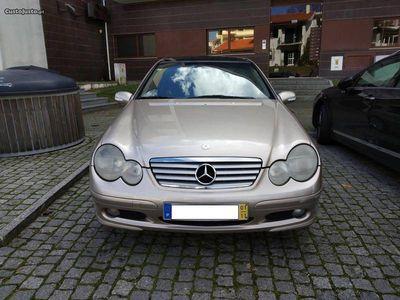 brugt Mercedes C200 Sport Coupé