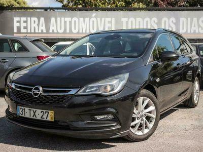 usado Opel Astra 1.6 CDTI Innovation GPS
