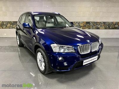 usado BMW X3 18 D sDrive Automático