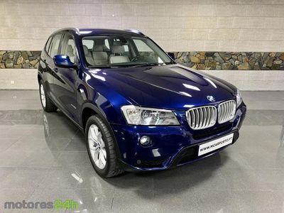 usado BMW X3 35D Auto XDrive