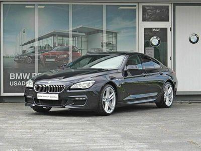 usado BMW 640 Serie 6 d Gran Coupe M Sport Edition 2015