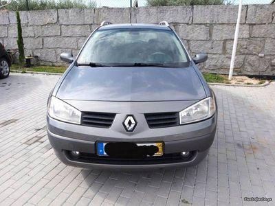usado Renault Mégane 1.5 dci 115cv