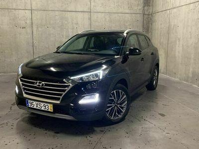 usado Hyundai Tucson 1.6 CRDI PREMIUM DCT + PACK PELE