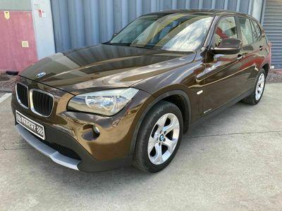 usado BMW X1 18d sDrive Auto Nacional