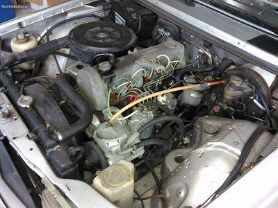 usado Mercedes E300 300 W123 D