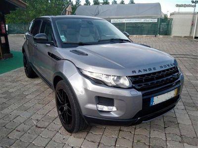 usado Land Rover Range Rover evoque 2.0