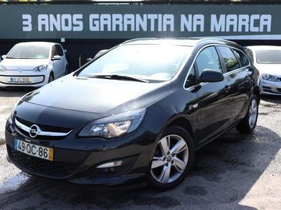 usado Opel Astra Sports Tourer 1.6 CDTi Executive GPS
