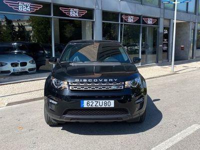 usado Land Rover Discovery 2.0 eD4 • Classe 1 Portagens