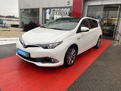 usado Toyota Auris AURISH1.8 Hybrid Exclusive