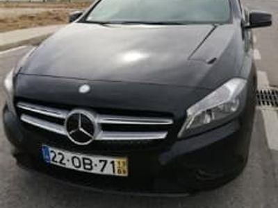 usado Mercedes A200 ClasseCDi B. E. Urban (136cv) (5p), Diesel